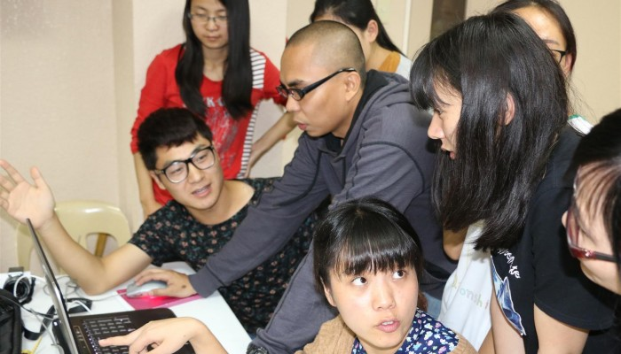 Training Media Missionaries