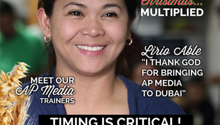 Mission Magazine | November-December 2016 e-Issue