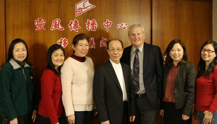 Celebrating a Milestone for the Work in CHINA!