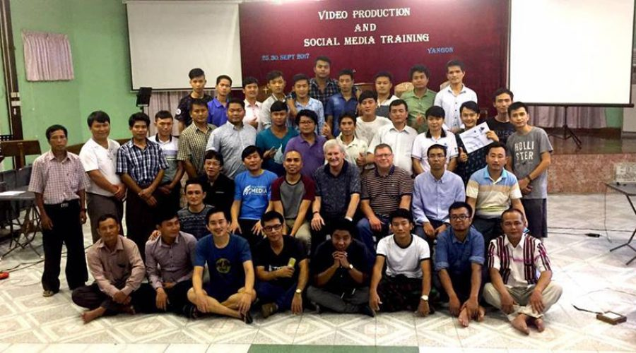 Multiply Training Social Media: A Historic Moment in Myanmar!
