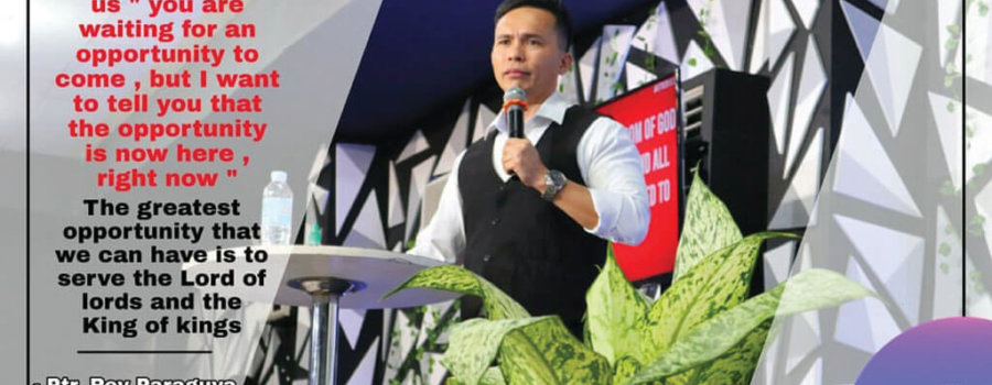 Pastor Rey – Faces of the Digital Church